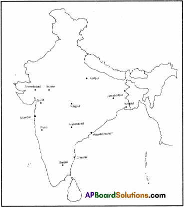 AP Board 9th Class Social Studies Solutions Chapter 18 Impact of Colonialism in India 1