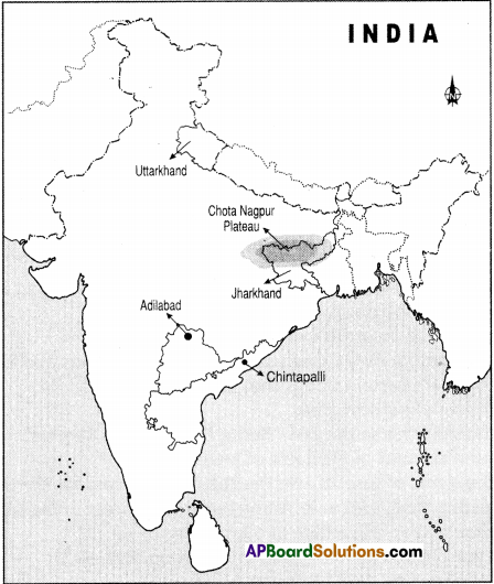 AP Board 9th Class Social Studies Solutions Chapter 18 Impact of Colonialism in India 2