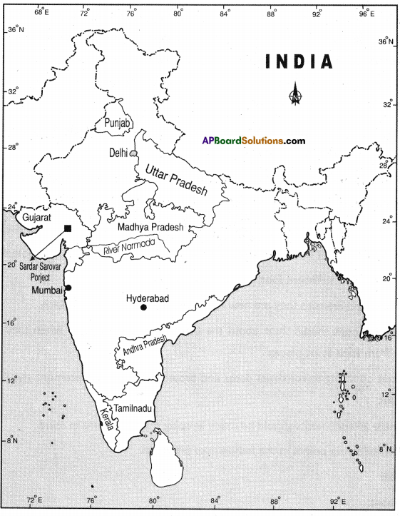 AP SSC 10th Class Social Studies Important Questions Chapter 12 Sustainable Development with Equity 2