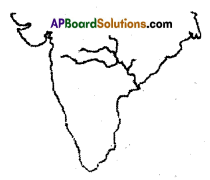 AP SSC 10th Class Social Studies Important Questions Chapter 5 Indian Rivers and Water Resources 2