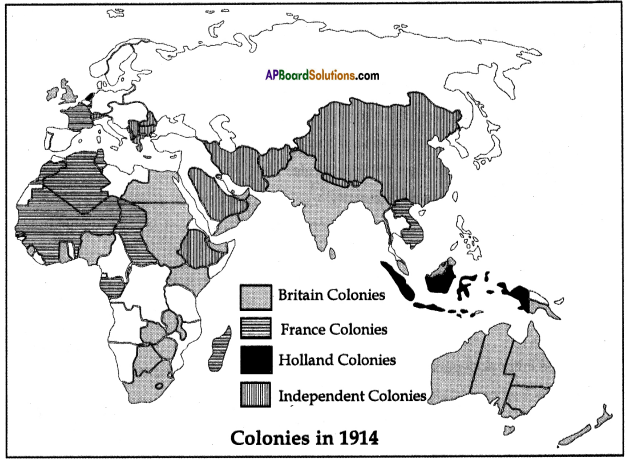 AP SSC 10th Class Social Studies Solutions Chapter 15 National Liberation Movements in the Colonies 6