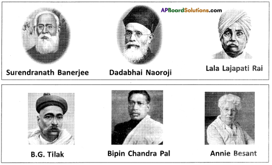 AP Board 8th Class Social Studies Solutions Chapter 11A National Movement The Early Phase 1885-1919 3