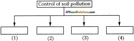 AP Board 9th Class Biology Important Questions Chapter 10 Soil Pollution 3