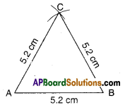 AP Board 9th Class Maths Solutions Chapter 3 The Elements of Geometry Ex 3.1 4