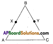AP Board 9th Class Maths Solutions Chapter 3 The Elements of Geometry Ex 3.1 8