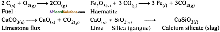 AP SSC 10th Class Chemistry Important Questions Chapter 13 Principles of Metallurgy 15