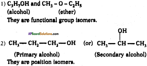 AP SSC 10th Class Chemistry Important Questions Chapter 14 Carbon and its Compounds 17