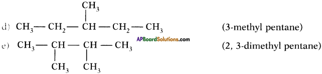 AP SSC 10th Class Chemistry Important Questions Chapter 14 Carbon and its Compounds 47