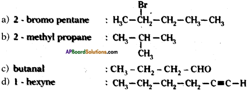 AP SSC 10th Class Chemistry Important Questions Chapter 14 Carbon and its Compounds 73