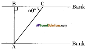 AP SSC 10th Class Maths Solutions Chapter 12 Applications of Trigonometry Ex 12.1 9