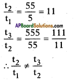 AP SSC 10th Class Maths Solutions Chapter 6 Progressions Ex 6.4 10