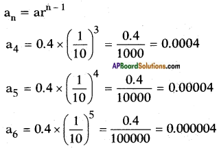 AP SSC 10th Class Maths Solutions Chapter 6 Progressions Ex 6.4 19