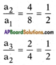 AP SSC 10th Class Maths Solutions Chapter 6 Progressions Ex 6.4 4