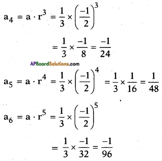 AP SSC 10th Class Maths Solutions Chapter 6 Progressions Ex 6.4 9