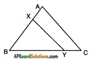 AP SSC 10th Class Maths Solutions Chapter 8 Similar Triangles Ex 8.3 6