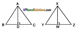 AP SSC 10th Class Maths Solutions Chapter 8 Similar Triangles Ex 8.3 8
