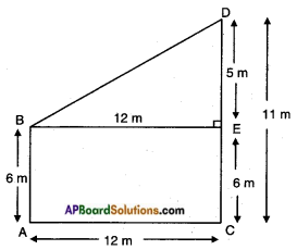 AP SSC 10th Class Maths Solutions Chapter 8 Similar Triangles Ex 8.4 10