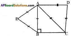 AP SSC 10th Class Maths Solutions Chapter 8 Similar Triangles Ex 8.4 13