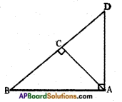 AP SSC 10th Class Maths Solutions Chapter 8 Similar Triangles Ex 8.4 6