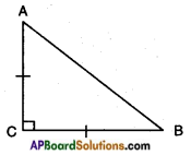 AP SSC 10th Class Maths Solutions Chapter 8 Similar Triangles Ex 8.4 7