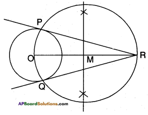 AP SSC 10th Class Maths Solutions Chapter 9 Tangents and Secants to a Circle Ex 9.2 14
