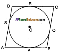 AP SSC 10th Class Maths Solutions Chapter 9 Tangents and Secants to a Circle Ex 9.2 6