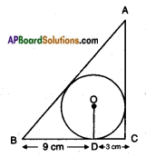 AP SSC 10th Class Maths Solutions Chapter 9 Tangents and Secants to a Circle Ex 9.2 7