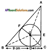 AP SSC 10th Class Maths Solutions Chapter 9 Tangents and Secants to a Circle Ex 9.2 9