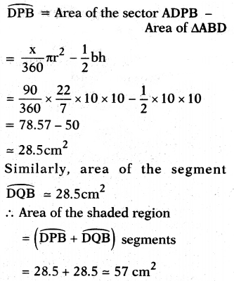 AP SSC 10th Class Maths Solutions Chapter 9 Tangents and Secants to a Circle Ex 9.3 14