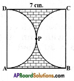 AP SSC 10th Class Maths Solutions Chapter 9 Tangents and Secants to a Circle Ex 9.3 7