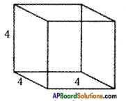 AP Board 8th Class Maths Solutions Chapter 14 Surface Areas and Volume (Cube-Cuboid) InText Questions 8
