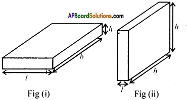 AP Board 8th Class Maths Solutions Chapter 14 Surface Areas and Volume (Cube-Cuboid) InText Questions 9