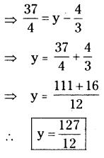 AP Board 8th Class Maths Solutions Chapter 2 Linear Equations in One Variable Ex 2.5 5