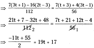 AP Board 8th Class Maths Solutions Chapter 2 Linear Equations in One Variable Ex 2.5 9