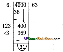 AP Board 8th Class Maths Solutions Chapter 6 Square Roots and Cube Roots Ex 6.3 10