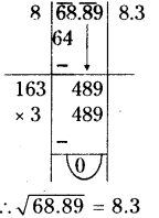 AP Board 8th Class Maths Solutions Chapter 6 Square Roots and Cube Roots Ex 6.3 8