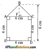 AP Board 8th Class Maths Solutions Chapter 8 Area of Plane Figures Ex 9.1 11