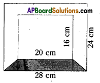 AP Board 8th Class Maths Solutions Chapter 8 Area of Plane Figures Ex 9.1 14