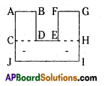 AP Board 8th Class Maths Solutions Chapter 8 Area of Plane Figures Ex 9.1 4