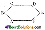 AP Board 8th Class Maths Solutions Chapter 8 Area of Plane Figures Ex 9.1 6