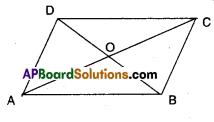 AP Board 9th Class Maths Solutions Chapter 11 Areas Ex 11.1 4