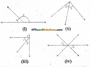 AP Board 9th Class Maths Solutions Chapter 4 Lines and Angles InText Questions 11