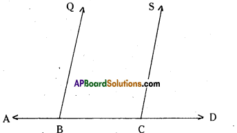 AP Board 9th Class Maths Solutions Chapter 4 Lines and Angles InText Questions 25