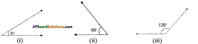 AP Board 9th Class Maths Solutions Chapter 4 Lines and Angles InText Questions 4