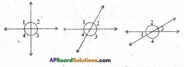 AP Board 9th Class Maths Solutions Chapter 4 Lines and Angles InText Questions 9