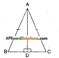 AP Board 9th Class Maths Solutions Chapter 7 Triangles Ex 7.3 1