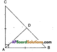 AP Board 9th Class Maths Solutions Chapter 7 Triangles Ex 7.3 7