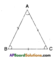 AP Board 9th Class Maths Solutions Chapter 7 Triangles Ex 7.3 8