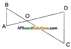 AP Board 9th Class Maths Solutions Chapter 7 Triangles Ex 7.4 3
