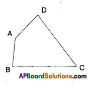 AP Board 9th Class Maths Solutions Chapter 7 Triangles Ex 7.4 4